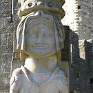 Dame Carcas - Carcassonne Castle by Marilyn Harris