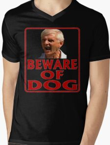 Beware of Barking Man T-Shirt
