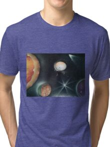 Outer Space Tri-blend T-Shirt