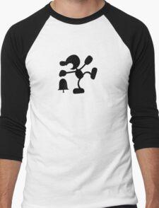 Wake Up Dude! Men's Baseball ¾ T-Shirt