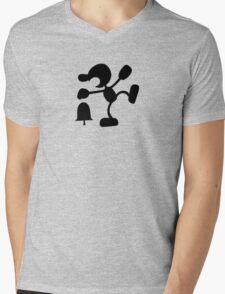 Wake Up Dude! Mens V-Neck T-Shirt