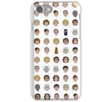 The Doctors Who iPhone Case/Skin