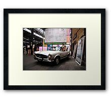 The Classic Framed Print