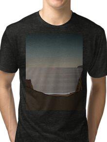 Surreal Sunset Tri-blend T-Shirt