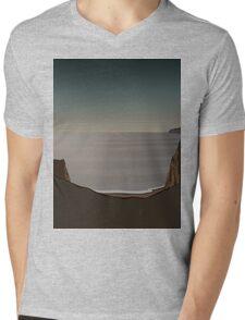 Surreal Sunset Mens V-Neck T-Shirt