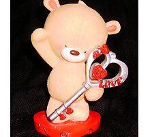 Love Bear by Dawn (Paris) Gillies