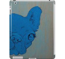 Frenchie's Blue Period iPad Case/Skin
