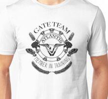Atlantis Gate Team Member in Training Unisex T-Shirt
