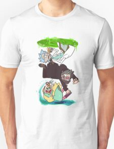 Dimension Trio Unisex T-Shirt