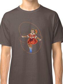 Skipping Girl (Minus Vinegar) Classic T-Shirt