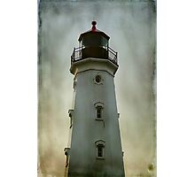North Point Lighthouse ©  Photographic Print