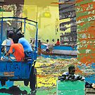 Sri Lanka at work by Adam Johnston