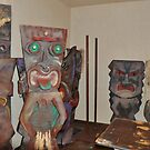 Tikis Before The Event ... by Danceintherain
