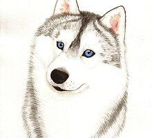 Husky by Nikki Fraser