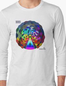 The rainbow road Long Sleeve T-Shirt