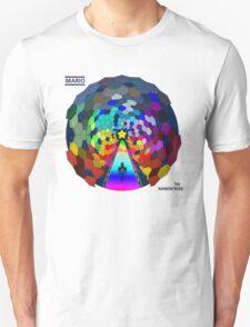 The rainbow road Unisex T-Shirt