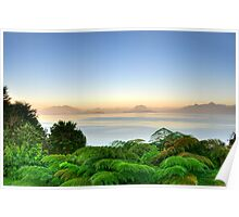 Lake Lago Ranco Chile Poster