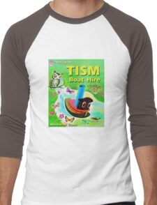 TISM Boat Hire Men's Baseball ¾ T-Shirt