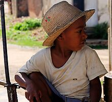 Young Cuban boy, Trinidad, Cuba by buttonpresser