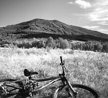 Why I Ride - East Burke, Vermont by bengranlund