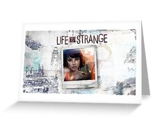 Life is Strange Banner Greeting Card