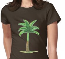 Skinny Palm Womens Fitted T-Shirt