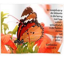 Soetbekkie Poster