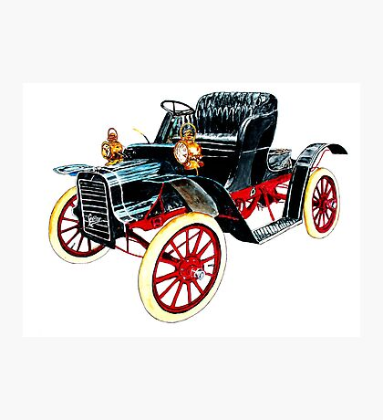 1910 Cadillac Photographic Print
