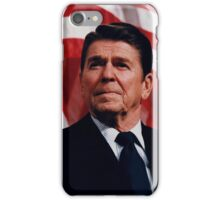 President Ronald Reagan iPhone Case/Skin