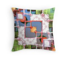 Groovy Pad Baby Throw Pillow