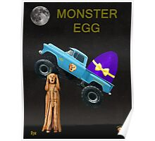 Monster Eggs Poster