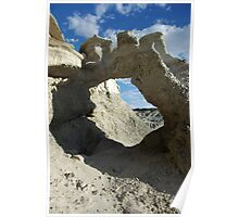 Hoodoo Arch Poster