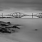 Forth Rail Bridge by Don Alexander Lumsden (Echo7)