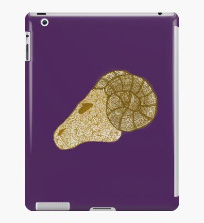 Ramandala iPad Case/Skin