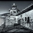 Abandoned Lighthouse by Don Alexander Lumsden (Echo7)