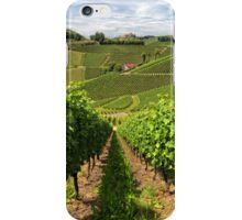 The Vineyard iPhone Case/Skin