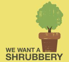 Shrubbery by akiro