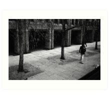 LONDON TRIP 35MM PT14 Art Print