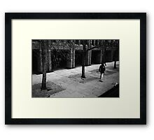 LONDON TRIP 35MM PT14 Framed Print