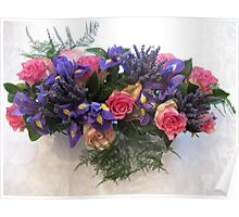 Wonderful and Wonderous flowers! Poster