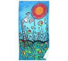 The Little Gardener Poster