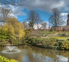 The dingle,Shrewsbury by dan williams