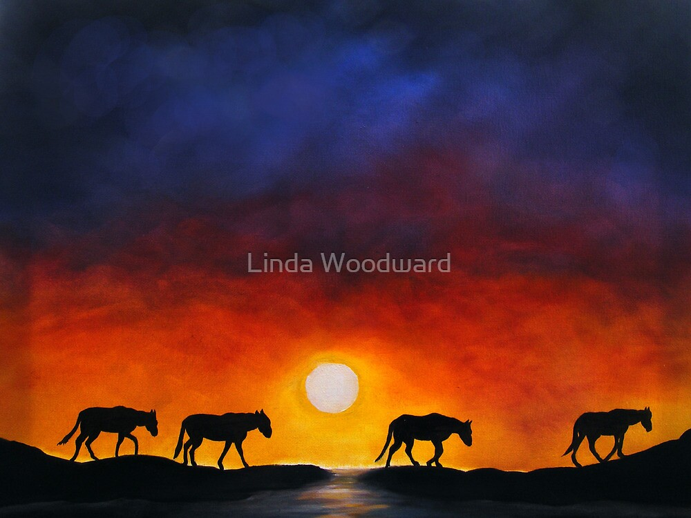 Are We There Yet by Linda Woodward