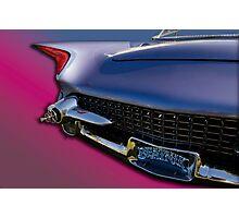 "1955 Ford ""Beatnik Bubbletop"" Custom Photographic Print"