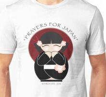 Prayers for Japan (Girl) Unisex T-Shirt