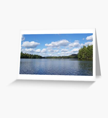 Breathless Serenity Greeting Card