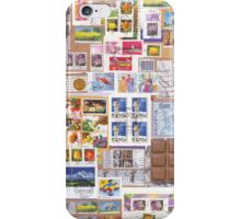 GALLIMAUFRY ~ Snail Mail Elegance by tasmanianartist iPhone Case/Skin