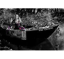 The Lady of Shalott Photographic Print