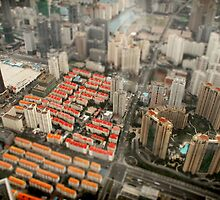 Pocket China - SimCity by Nicolas Noyes
