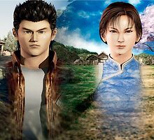 Shenmue  by Meztrov